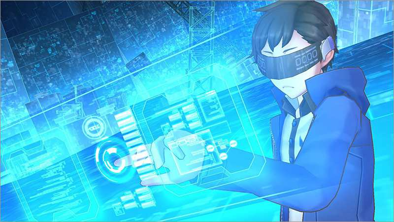 Digimon Story: Cyber Sleuth - Hackers Memory (Playstation 4)