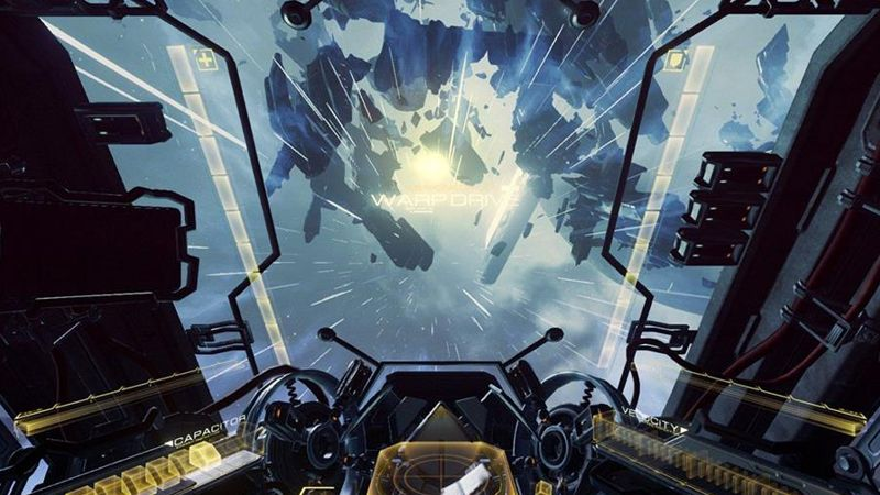 EVE: Valkyrie (benötigt Playstation VR) (Playstation 4)