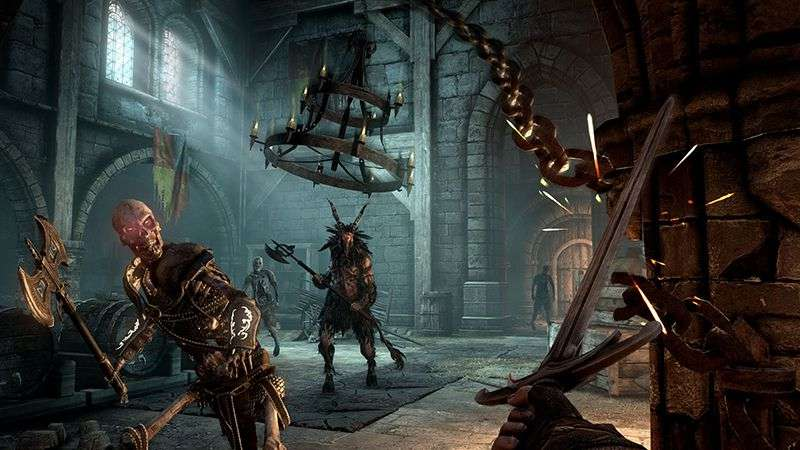 Hellraid (Playstation 4)