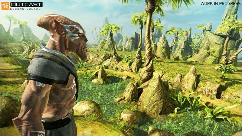 Outcast: Second Contact (PC-Spiel)