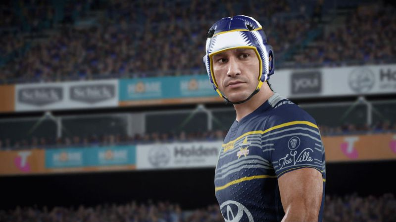 Rugby League Live 4 (Playstation 4)