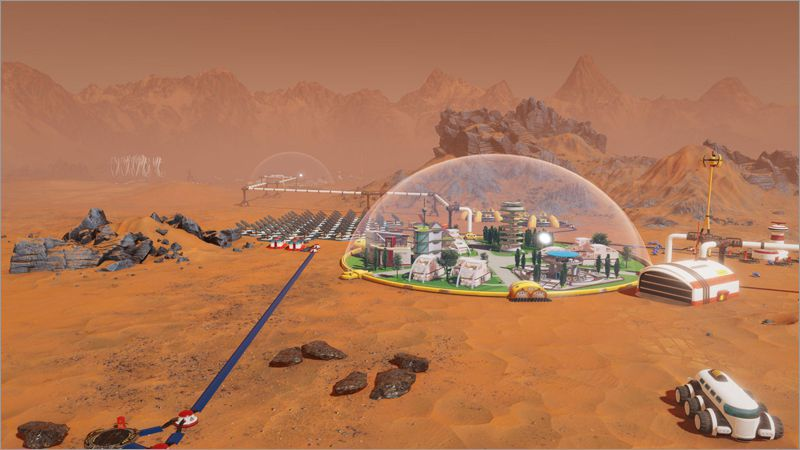 Surviving Mars (Xbox One)