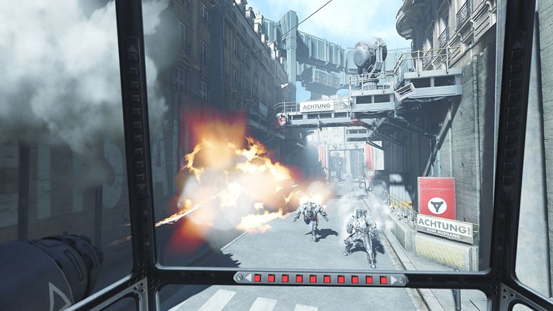 Wolfenstein: Cyberpilot (benötigt Playstation VR) (Playstation 4)