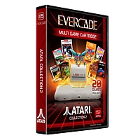 Evercade Cartridge 05 - Atari Collection 2 (20 Games)
