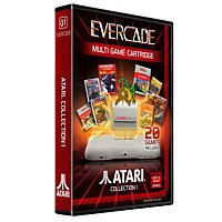 Evercade Cartridge 01 - Atari Collection 1 (20 Games)