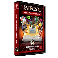 Evercade Cartridge 08 - Mega Cat Studios Collection 1 (10 Games)