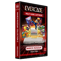Evercade Cartridge 06 - Namco Collection 2 (11 Games)