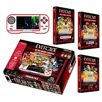 Evercade Premium Pack mit 3 Cartridges