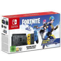 Nintendo Switch V2: Fortnite Special Edition (Switch)