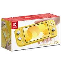 Nintendo Switch Lite: Gelb (Switch)