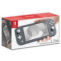 Nintendo Switch Lite: Grau (Switch)