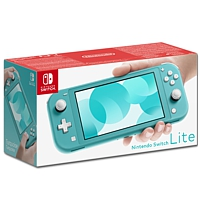 Nintendo Switch Lite: Türkis (Switch)