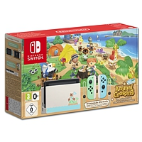 Nintendo Switch V2: Animal Crossing: New Horizons-Edition (Switch)
