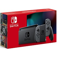 Nintendo Switch V2: Grau (Switch)