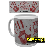 Tasse: The Walking Dead - Hand Prints