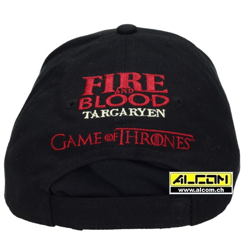 Cap: Game of Thrones - Targaryen