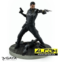Figur: Deus Ex Mankind Divided - Adam Jensen (21 cm) - Gaya Entertainment