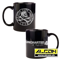 Tasse: Uncharted 4 - Pirate Coin