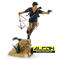 Figur: Uncharted 4 - Nathan Drake (30 cm) - Gaya Entertainment