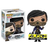 Figur: Funko POP! Dishonored 2 - Emily (9 cm)