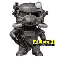 Figur: Funko POP! Fallout - T-60 Power Armor (9 cm)