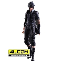 Figur: Final Fantasy 15 - Noctis (27 cm) - Play Arts Kai