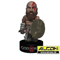Wackelkopf: God of War 2018 - Kratos (16 cm)