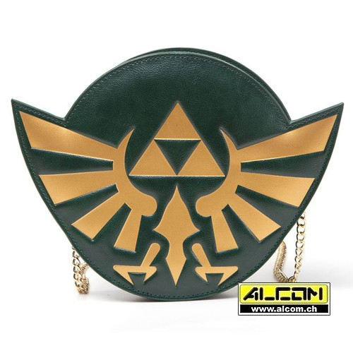 Handtasche: The Legend of Zelda - Hyrule Wappen