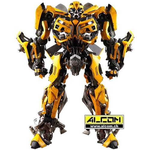 Figur: Transformers The Last Knight - Bumblebee (38 cm) threeA Toys