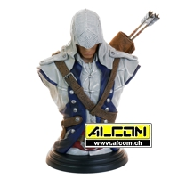 Büste: Assassins Creed 3 - Connor (19 cm)