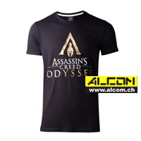 T-Shirt: Assassins Creed Odyssey Logo