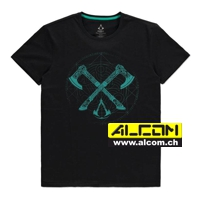 T-Shirt: Assassins Creed - Valhalla Axes