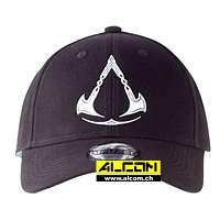Cap: Assassins Creed Valhalla - Metal Symbol