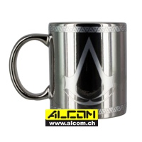 Tasse: Assassins Creed Chrome - Logo