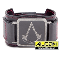 Armband: Assassins Creed Rogue - Metal Crest
