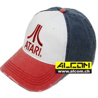 Cap: Atari - Red Logo