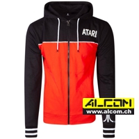Kapuzen-Jacke: Atari Colour Block