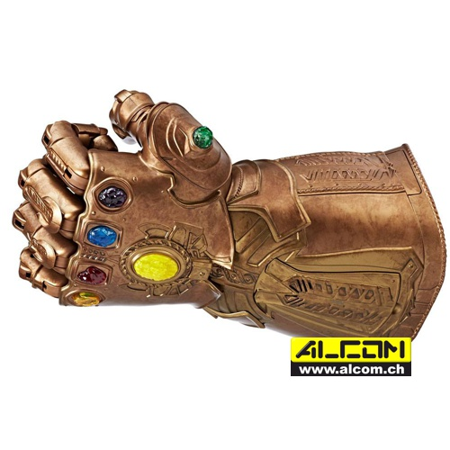 Replik: Marvel Legends Elektronischer Machthandschuh Infinity Gauntlet