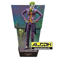 Figur: Batman Arkham Asylum Premium Motion - The Joker (25 cm) Fact.Ent.