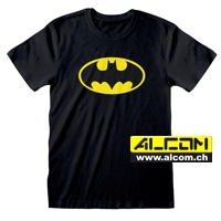 T-Shirt mit Logo: Batman