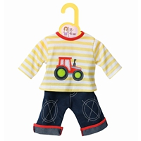 Baby Born Bekleidung: Jeans mit Shirt (Dolly Moda)