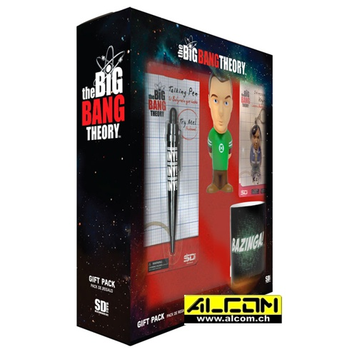 Geschenkbox: The Big Bang Theory