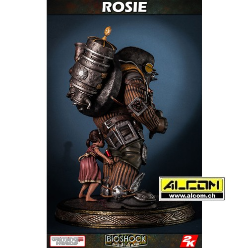 Figur: BioShock Infinite - Big Daddy Rosie 1/4 (53 cm) Gaming Heads