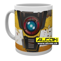 Tasse: Borderlands 3 - Claptrap