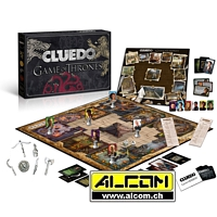 Brettspiel: Cluedo - Game of Thrones (Collectors Edition)