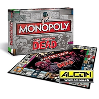 Brettspiel: Monopoly - The Walking Dead