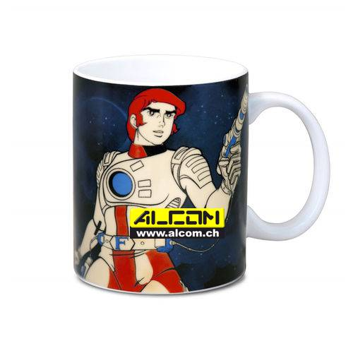 Tasse: Captain Future