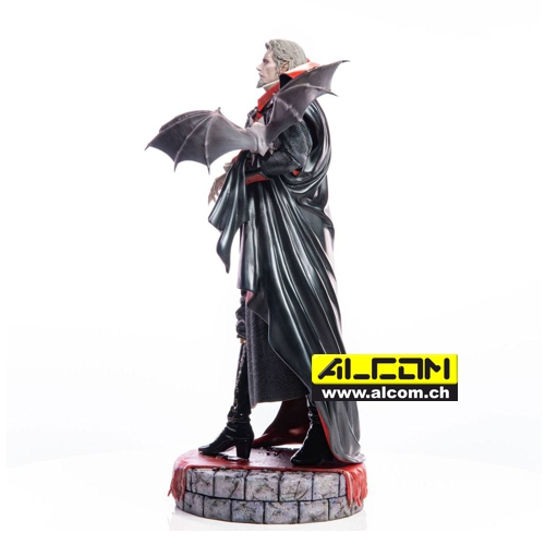 Figur: Castlevania Symphony of the Night - Dracula (51 cm) First4Figures