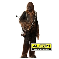 Figur: Star Wars - Chewbacca (36 cm) Hot Toys