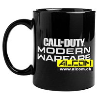 Tasse: Call of Duty - Modern Warfare Logo